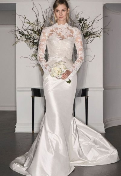 Mermaid Wedding Dress by LEGENDS Romona Keveza