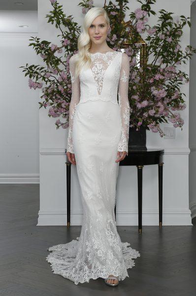 Sheath Wedding Dress by LEGENDS Romona Keveza - Image 1