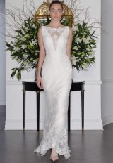 Sheath Wedding Dress by LEGENDS by Romona Keveza - Image 1