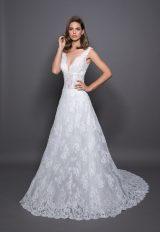 Romantic A-line Wedding Dress by Love by Pnina Tornai - Image 1