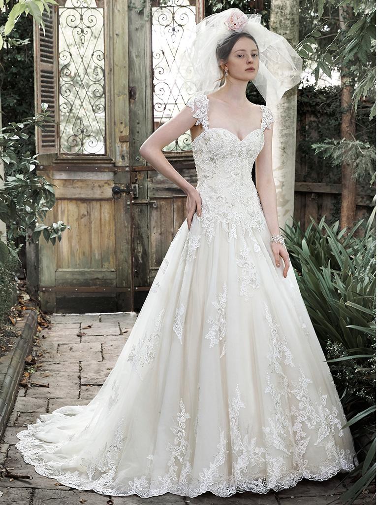 Average cost maggie sottero wedding dresses