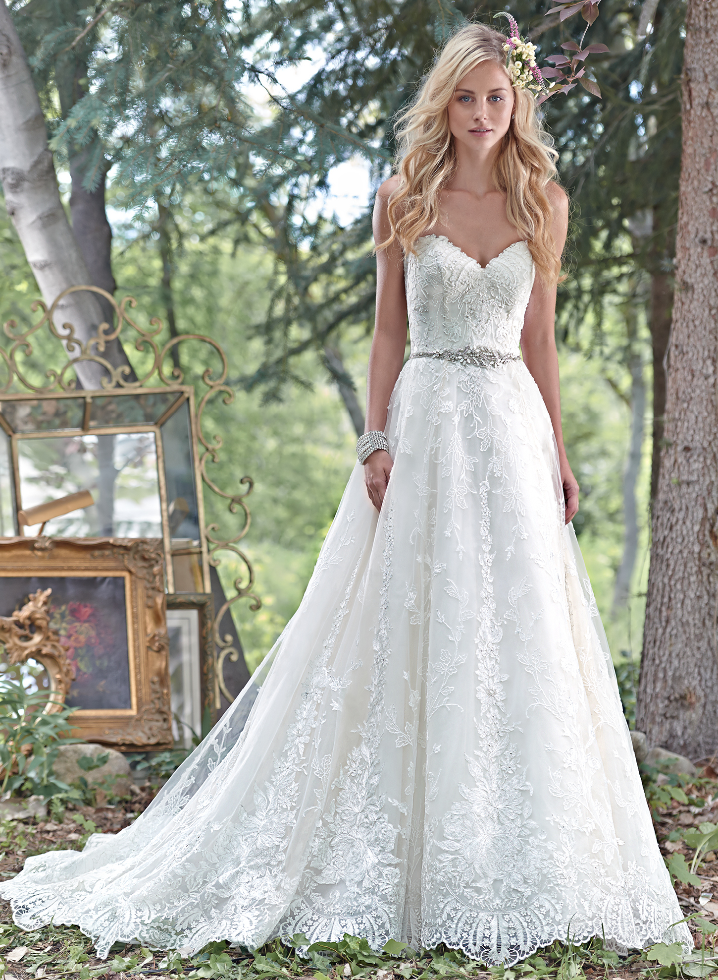 cd46281d9d74 Ball Gown Wedding Dress | Kleinfeld Bridal