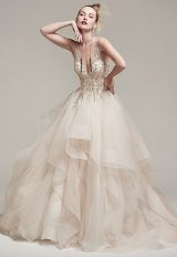 Ball Gown Wedding Dress by Sottero and Midgley - Image 1