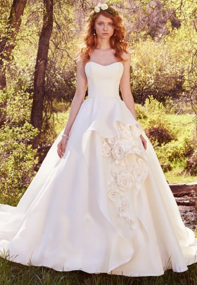 Ball Gown Wedding Dress by Maggie Sottero