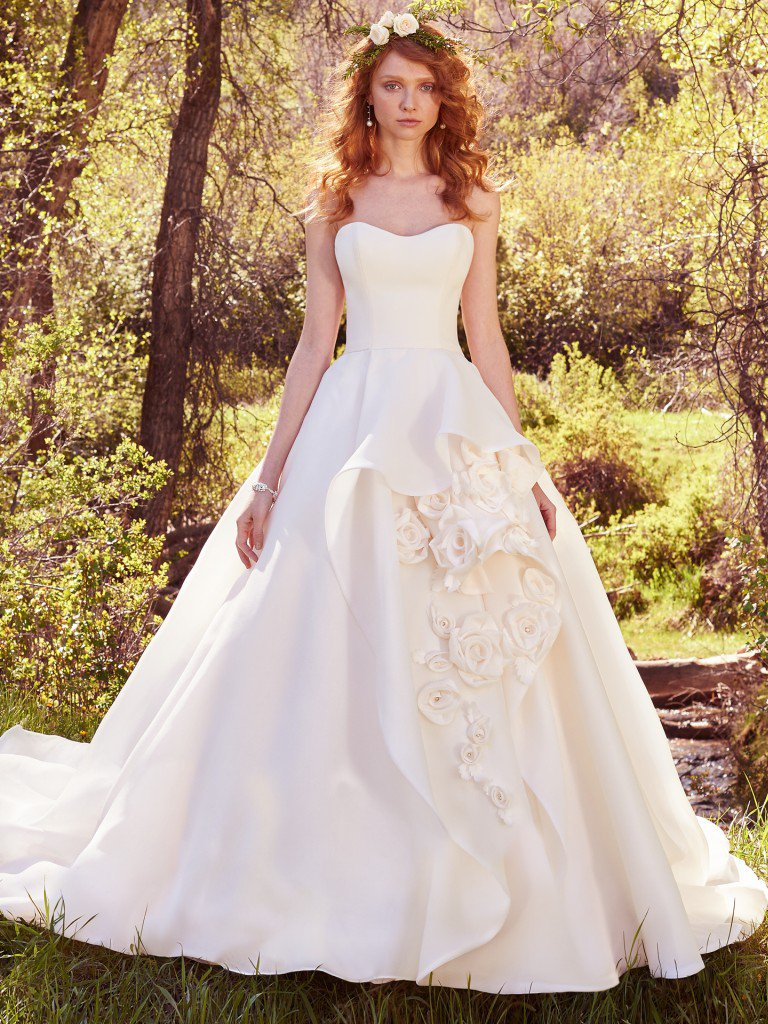 Ball Gown Wedding Dress | Kleinfeld Bridal