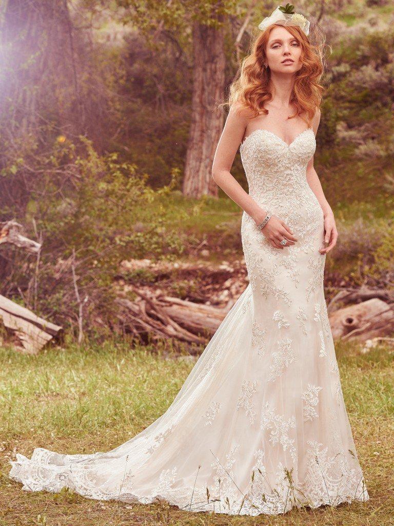 Lightweight Lace Wedding Dresses
