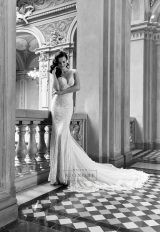 Fit And Flare Wedding Dress by Maison Signore - Image 1