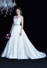 Classic Ball Gown Wedding Dress by Paloma Blanca - Image 1