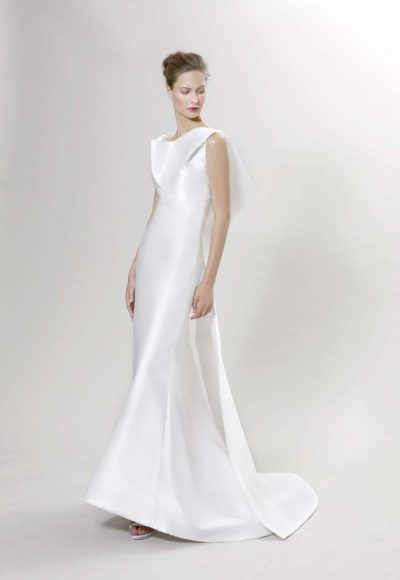 A-Line Wedding Dress by Peter Langner