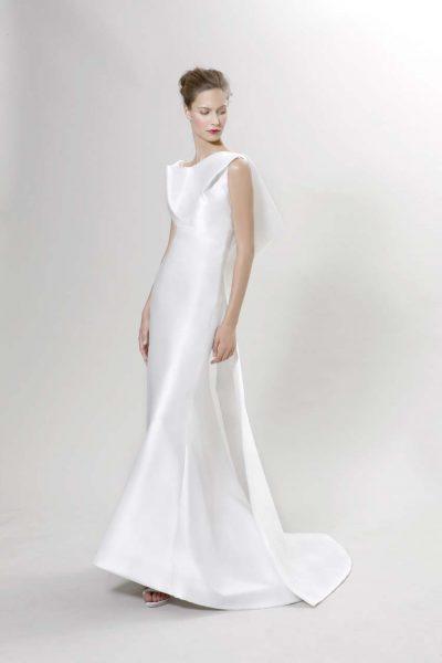 A-Line Wedding Dress by Peter Langner - Image 1