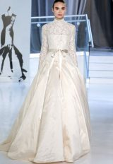 Romantic Ball Gown Wedding Dress by Peter Langner - Image 1