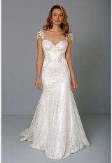 A-Line Wedding Dress by Pnina Tornai - Image 1
