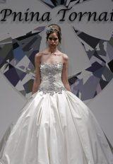 Ball Gown Wedding Dress by Pnina Tornai - Image 1