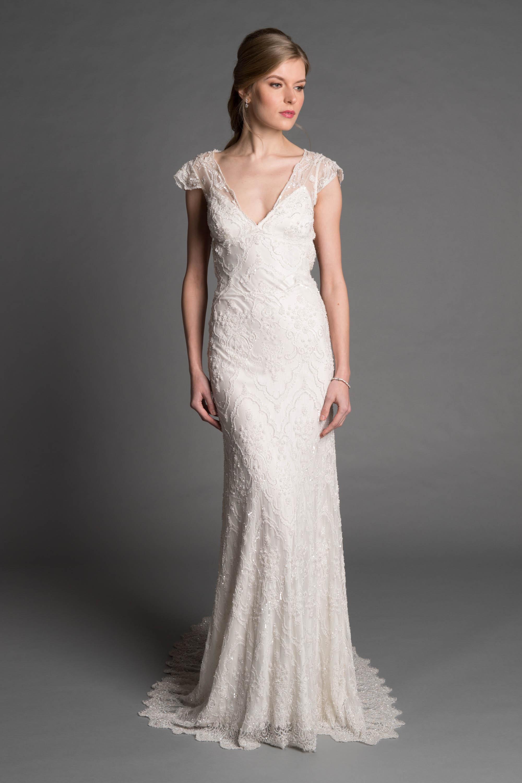 Classic A-line Wedding Dress | Kleinfeld Bridal