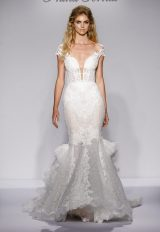 Mermaid Wedding Dress by Pnina Tornai - Image 1