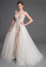 Tulle Ball Gown Over-Skirt by Pnina Tornai - Image 1