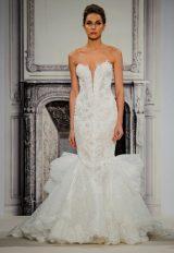 Sexy Mermaid Wedding Dress by Pnina Tornai - Image 1