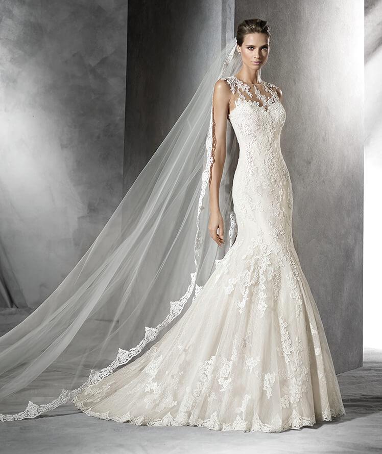 mermaid wedding dress kleinfeld bridal. Black Bedroom Furniture Sets. Home Design Ideas