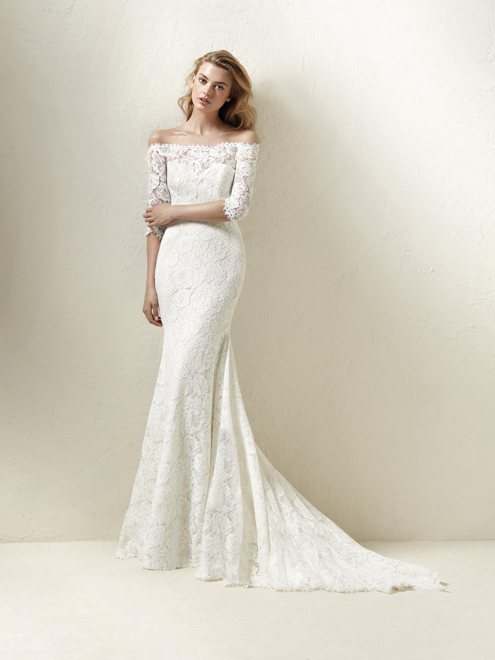www Pronovious Wedding Dresses