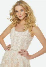 Classic A-line Wedding Dress by Randy Fenoli - Image 2
