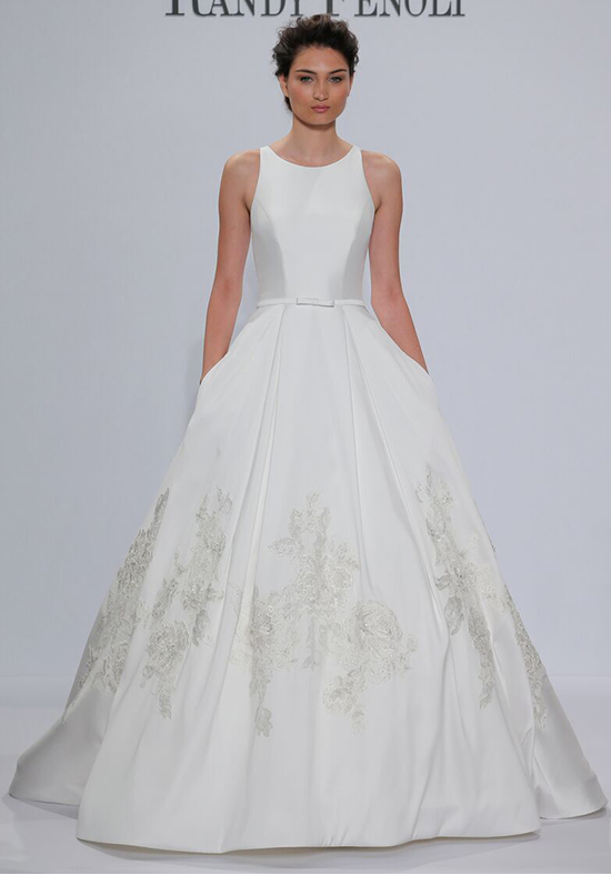 Simple Ball Gown Wedding Dresses