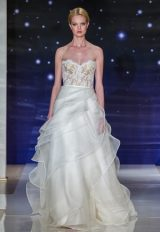 A-Line Wedding Dress by Reem Acra - Image 1