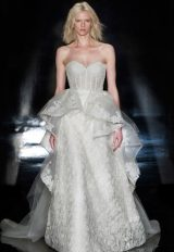 A-Line Overskirt by Reem Acra - Image 1