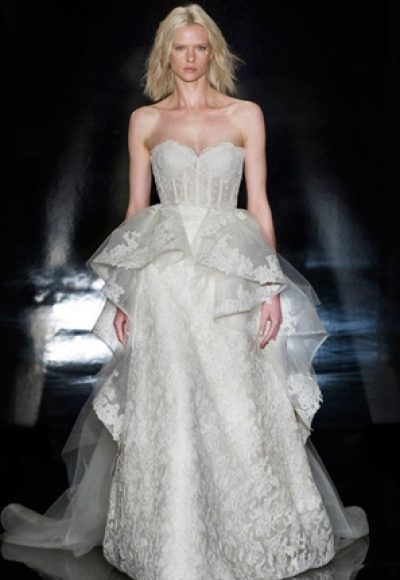A-Line Overskirt by Reem Acra