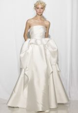 Simple Ball Gown Wedding Dress by Reem Acra - Image 1