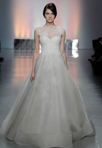 A-Line Wedding Dress by Rivini