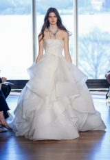 Modern Ball Gown Wedding Dress by Rivini - Image 1