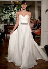 Collection A-Line Wedding Dress by Romona Keveza - Image 1