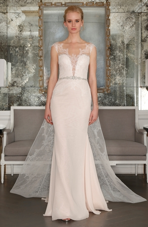 Collection Fit And Flare Wedding Dress by Romona Keveza Collection - Image 1