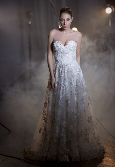 A-Line Wedding Dress by Stephen Yearick
