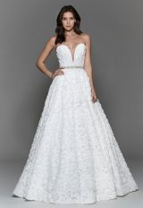 Ball Gown Wedding Dress by Tara Keely - Image 1