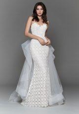 Mermaid Wedding Dress by Tara Keely - Image 1