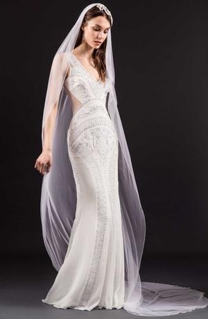 Sheath Wedding Dress by Temperley London - Image 1