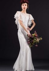 Sheath Wedding Dress by Temperley London - Image 1