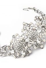 Crystal Bracelet With Pearls by Thomas Knoell - Image 1