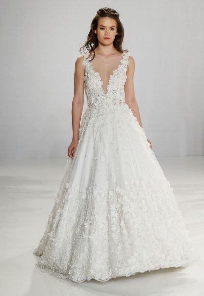 Ball Gown Wedding Dress by Tony Ward