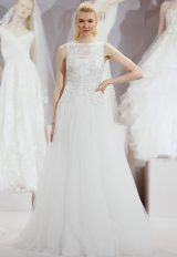 Classic A-line Wedding Dress by Tony Ward - Image 1