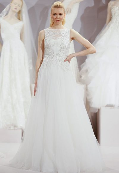 Classic A-line Wedding Dress by Tony Ward