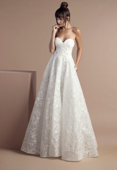 Classic Ball Gown Wedding Dress by Tony Ward