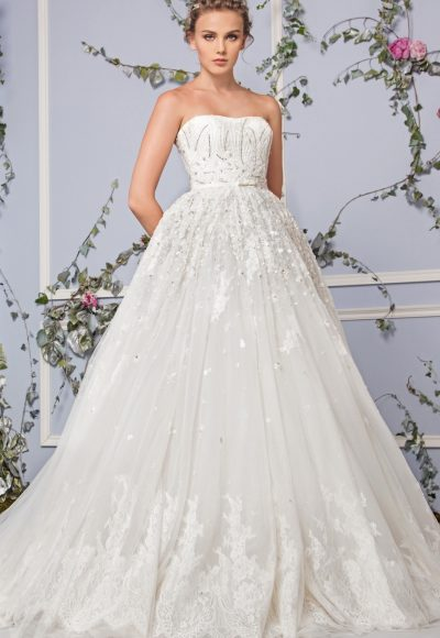 COUTURE Classic A-line Wedding Dress by Tony Ward