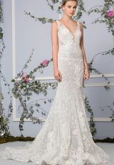 Fit And Flare Wedding Dress by Tony Ward - Image 1