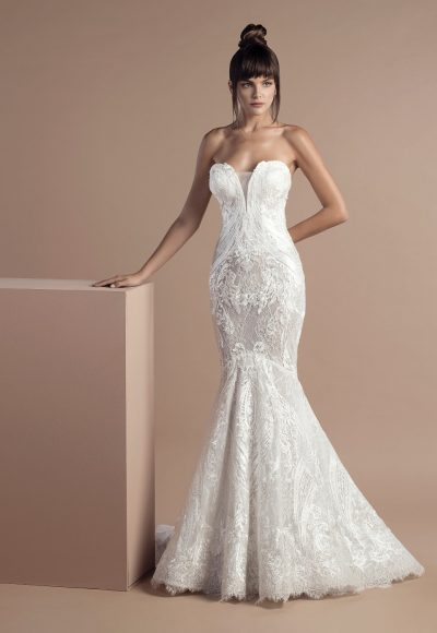 Sexy Mermaid Wedding Dress by Tony Ward