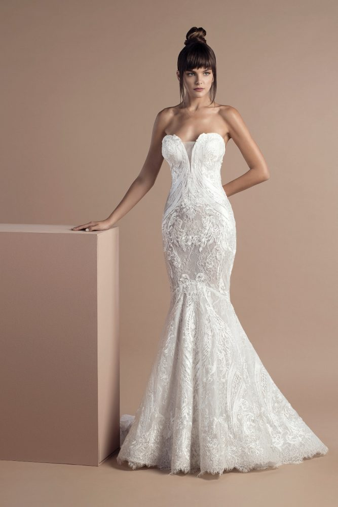 Sexy Mermaid Wedding Dress by Tony Ward - Image 1
