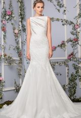 Trendy Mermaid Wedding Dress by Tony Ward - Image 1