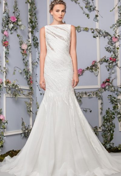 Trendy Mermaid Wedding Dress by Tony Ward