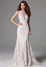 Classic Fit And Flare Wedding Dress by Watters - Image 1